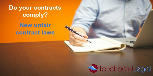 Touchpoint Legal Contract Law