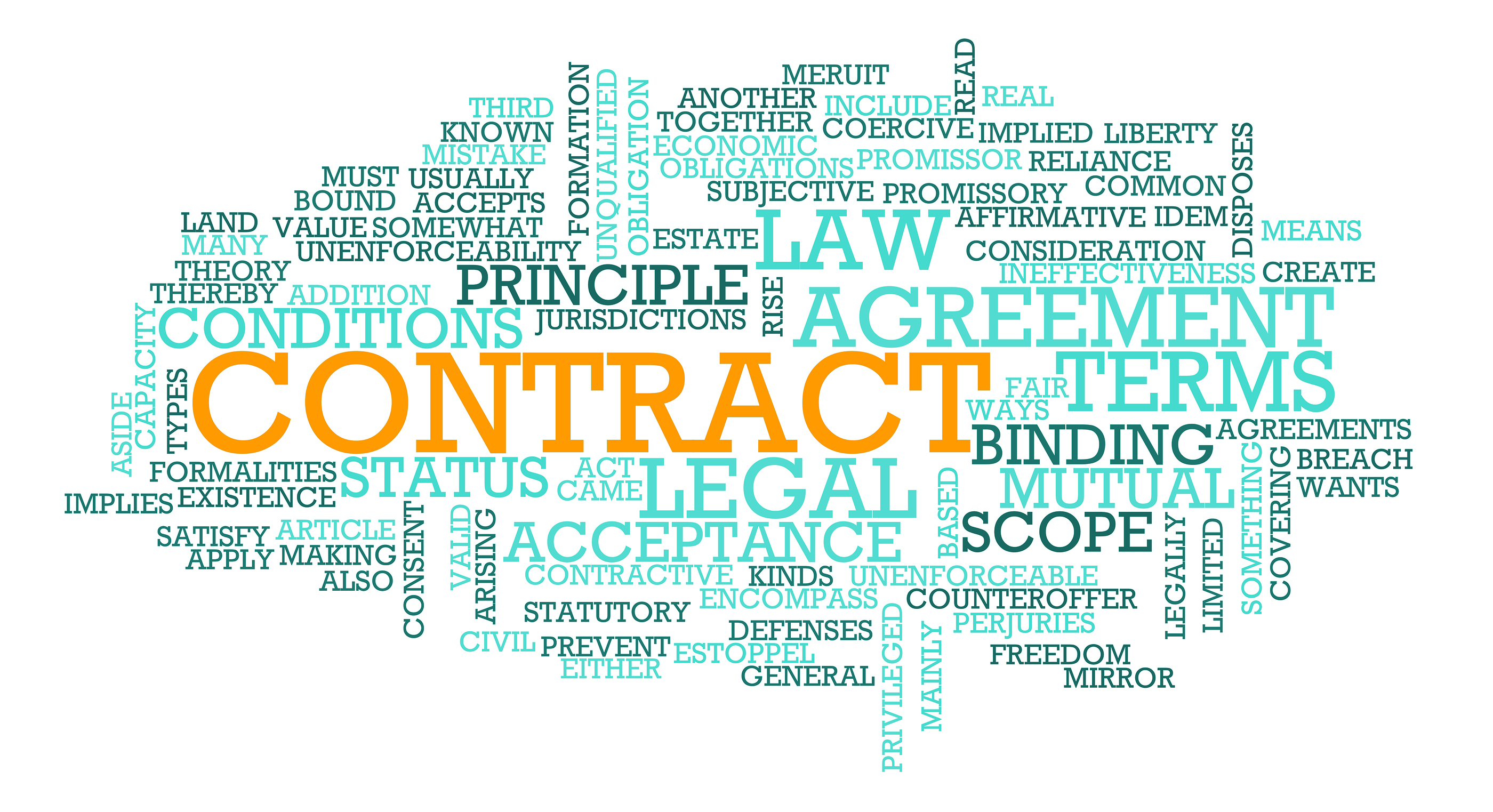 Contract For Business Law On Terms Of Agreement Touchpoint Legal - Legal agreement